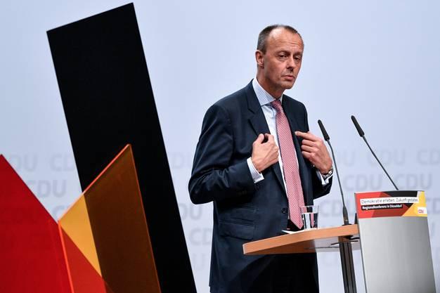 Friedrich Merz wurde von Merkel einst von der Fraktionsspitze verdrängt.