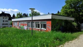 Der Lindenpavillon im Zentrum soll anstelle eines Modulbaus im Lingeriz als 14. Kindergarten dienen.