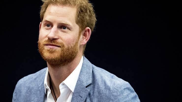 Seit gut einer Woche ist Prinz Harry Vater - und schon kann er sich ein Leben ohne seinen Sohn Archie nicht mehr vorstellen. (Archivbild)