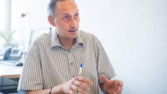 Joos Tarnutzer: «Drogen sind für die Hirnentwicklung grundsätzlich schädlich.»