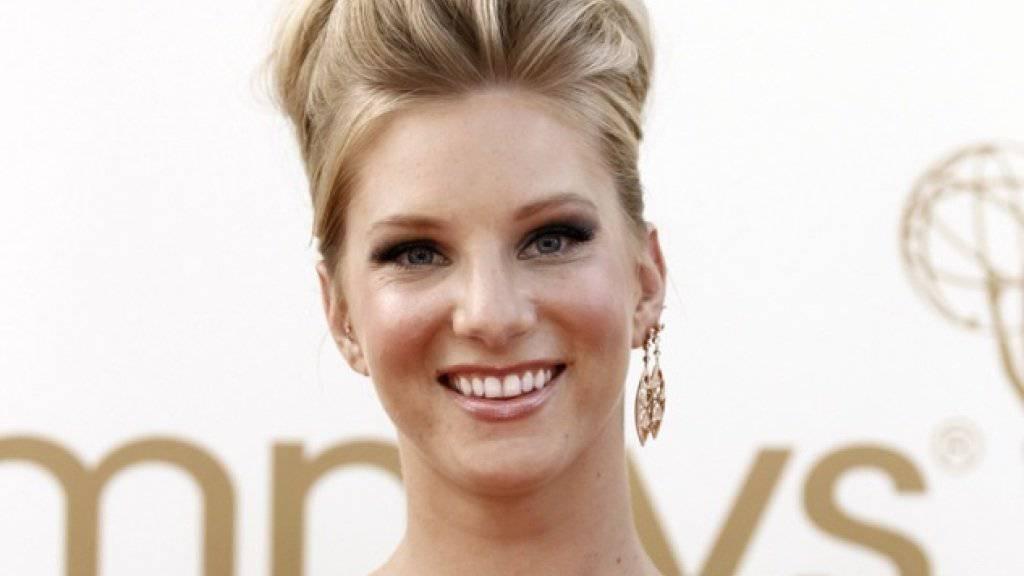 """""""Glee""""-Schauspielerin Heather Morris hat nun drei Männer zuhause"""