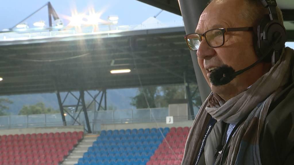 TV-Comeback für «Beni National»: Thurnheer kommentiert neu Liechtensteiner Länderspiele