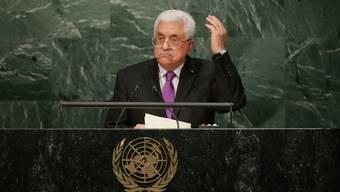 Der Palästinenserpräsident Mahmud Abbas hat am Mittwoch vor der Uno-Vollversammlung in New York mit der Aufkündigung der Oslo-Verträge mit Israel gedroht.