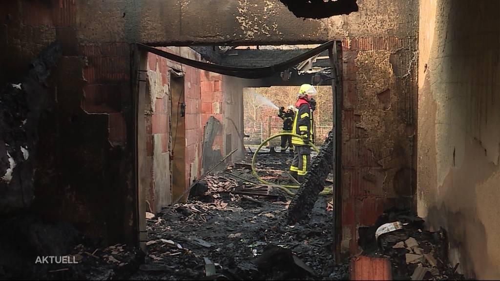 100 Kinder können nach Brand nicht mehr in Kindergarten