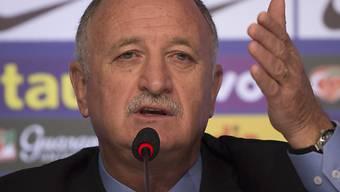 Ärger für Brasilien-Trainer Luiz Felipe Scolari