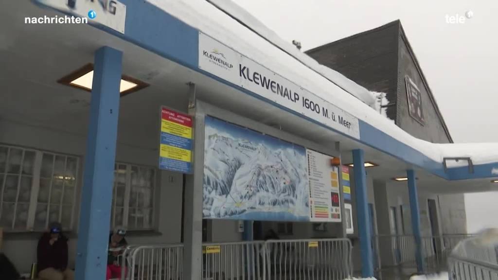 Verein will Skigebiet Klewenalp retten