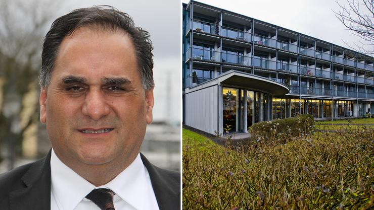Antonino Vecchio hat am Dienstagmorgen den Rücktritt aus dem Gemeinderat Lupfig eingereicht, um frei von Verpflichtungen für die Freigestellten des Altersheims kämpfen zu können.