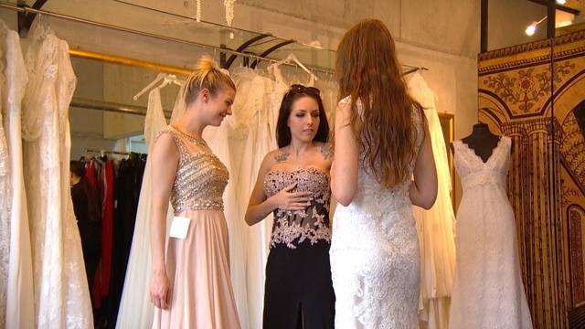 Teil 4: Das Kleid allein reicht nicht