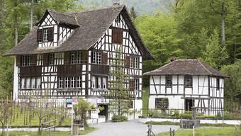 Mit 190'000 Besuchern jährlich gehört das Freilichtmuseum Ballenberg zu den 49 bestbesuchten Museen in der Schweiz, die 2017 zusammen allein 1,8 Millionen mehr Besucher anlockten als 2015. Gesamtschweizerisch betrug der Zuwachs in diesem Zeitraum knapp 1,5 Millionen Eintritte. (Archivbild)