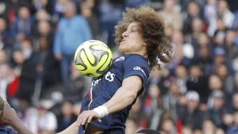 Paris Saint Germain und David Luiz kann seine starken Leistungen aus dem CL-Spiel nicht mit in die Meisterschaft nehmen.