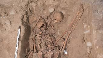 Skelette in der Kaserne