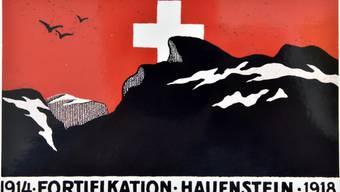 Fortifikation trimbach hauenstein