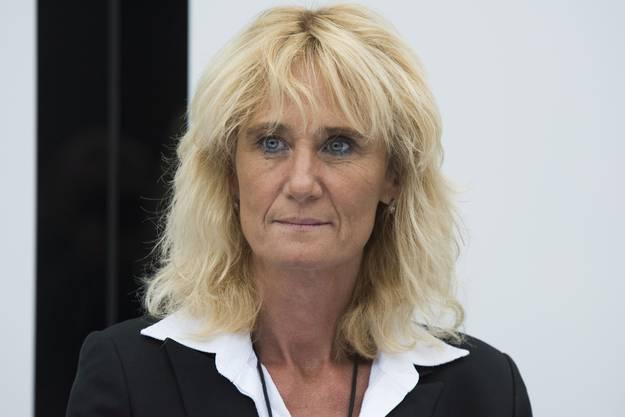 Ihr sollen als Vizepräsidenten die Neuenhofer Frau Gemeindeammann Susanne Voser ...