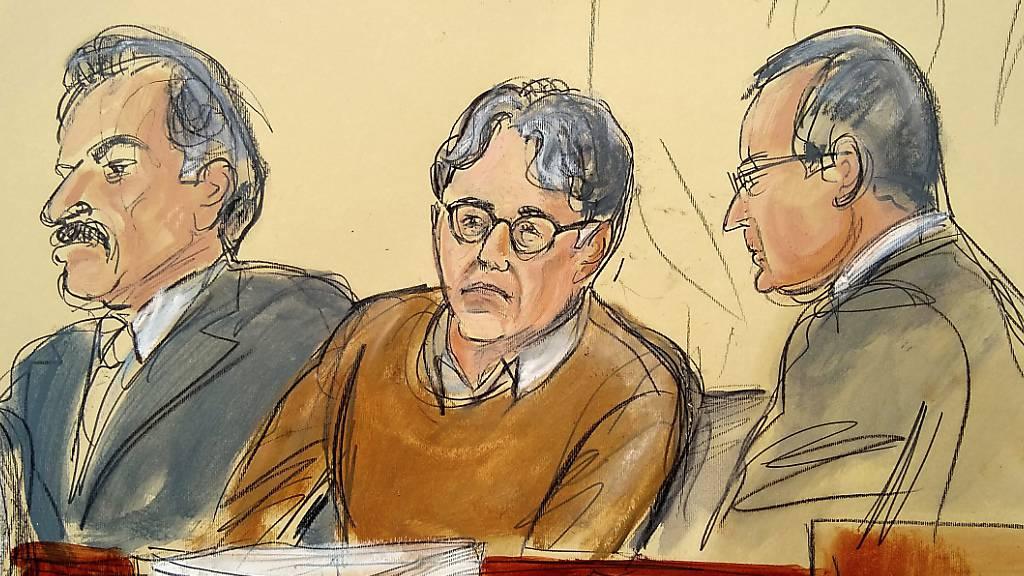 120 Jahre Haft für Gründer von bizarrem Sex-Kult
