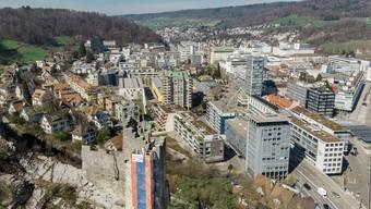 Baden wächst, Badener Quartiere: Martinsberg
