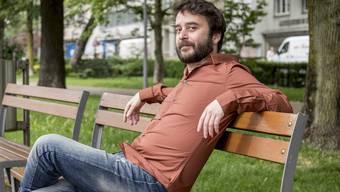 Als erster Mann überhaupt arbeitet Riccardo Turla bei der Organisation Iamaneh Schweiz. Die Frauen betrachten ihn als Geschenk zum 40. Geburtstag der Entwicklungsorganisation.