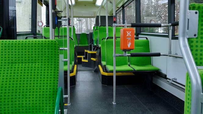 25-jähriger Mann zückt im Bus ein Messer