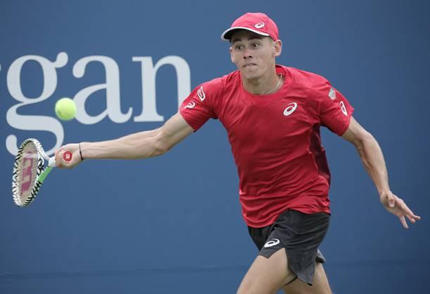 Mittlerweile steht der 20-jährige Australier sogar wieder auf Rang 26 der Rangliste. Das auch, weil er Ende September das Turnier in Huajin gewann.