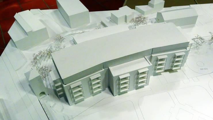 So sieht das Alterszentrum Klostermatte in Laufenburg nach der Erweiterung aus
