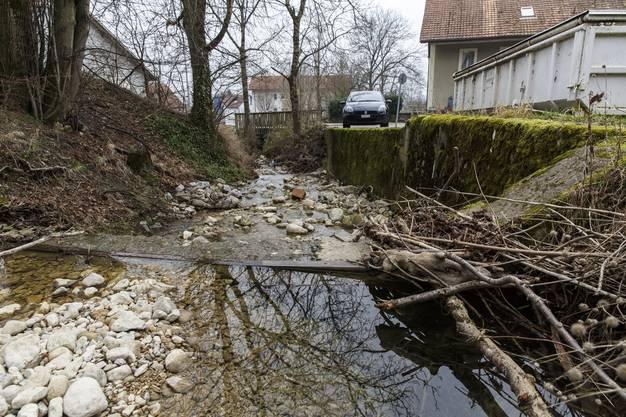 Weitere Hochwasser sollten dadurch verhindert werden.
