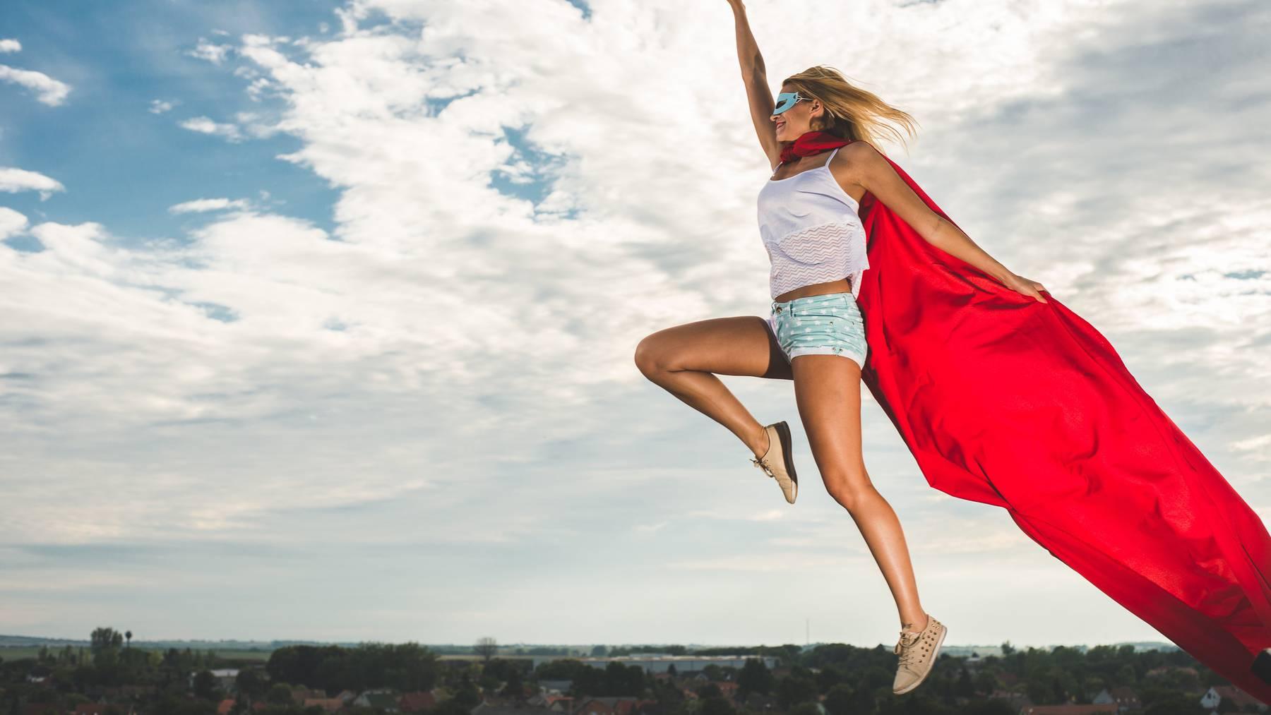 Frauen haben viele gute Dinge erfunden. Unter anderem das Superhelden-Genre.