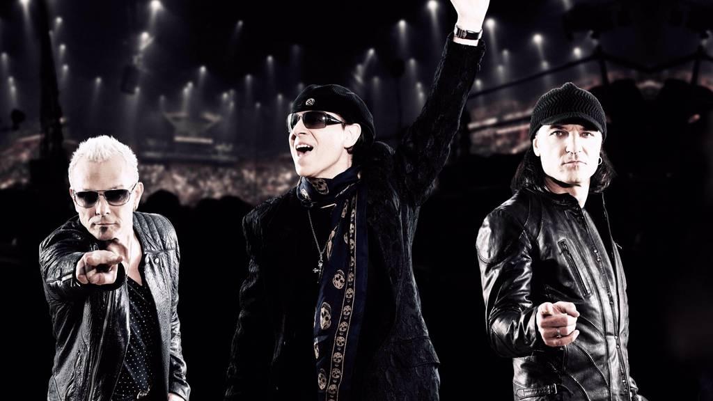 Scorpions zum 50-Jahre-Jubiläum im Hallenstadion