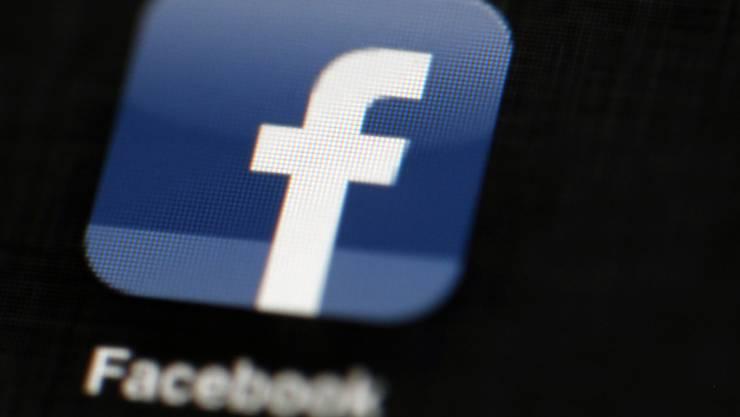 Facebook macht einen weiteren Gewinnsprung. (Symbolbild)
