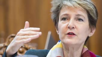 Bundesrätin Simonetta Sommaruga hob im Ständerat die Bedeutung des Integrationsgesetzes hervor. Dieses sei wichtiger als die Debatte über die Umsetzung der Masseneinwanderungsinitiative.