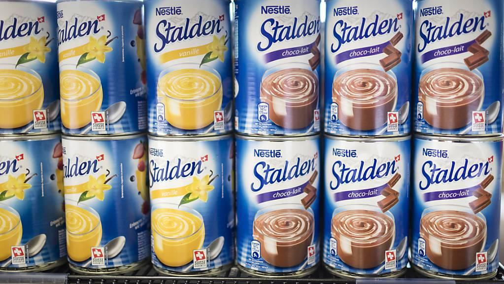 Das Nestlé-Logo dürfte bald von den Stalden-Dosen verschwinden. (Archivbild)