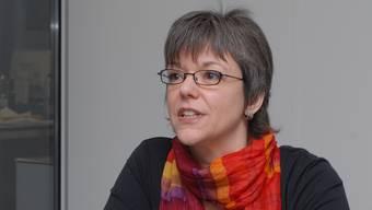 Die Badener Stadträtin Regula Dell'Anno-Doppler übernimmt das Grossratsamt von Anna Andermatt, die wegen eines beruflichen Stellenwechsels zurücktritt.