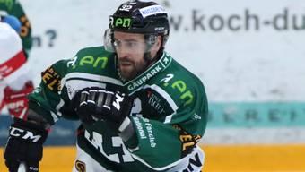 Philipp Wüst verabschiedet sich nach sieben Jahren vom EHC Olten