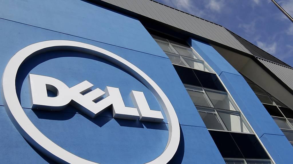 Der PC-Hersteller Dell hat für das dritte Geschäftsquartal gute Resultate vorgelegt. (Archivbild)