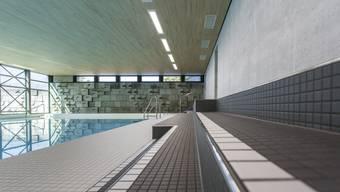 Die Gemeinde Oberdorf hat in den letzten beiden Jahren viel ins Hallenbad investiert.