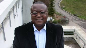 Pfarrer Willy Mayunda ist seit drei Wochen im Amt. Mit offenen Armen habe man ihn empfangen.