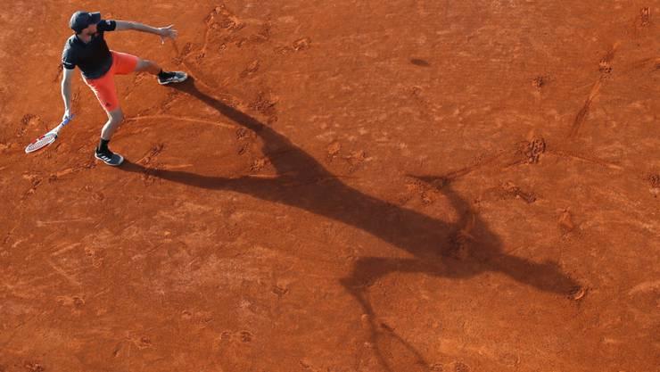 Die Tennis-Profis dürfen sich auf eine kleine Sandplatz-Saison freuen.