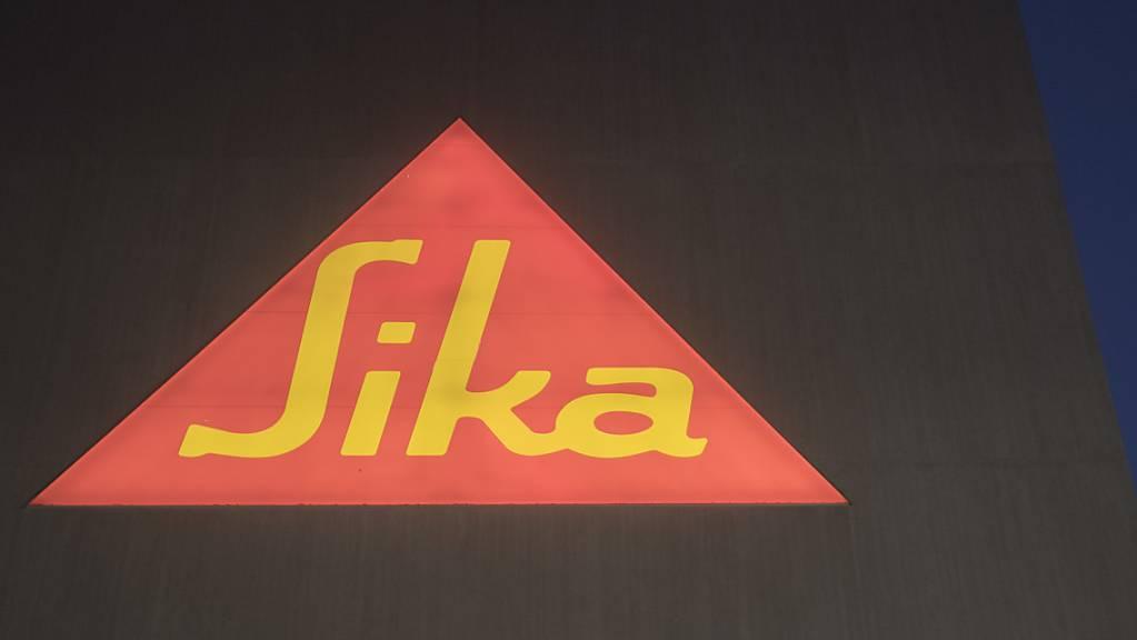 Die auf Bauchemikalien und Klebstoffe ausgerichtete Sika-Gruppe hat sich temporär von ihrem Unternehmensziel verabschiedet, jedes Jahr mindestens 25 Prozent auf das investierte Kapital zu erzielen. (Archivbild)