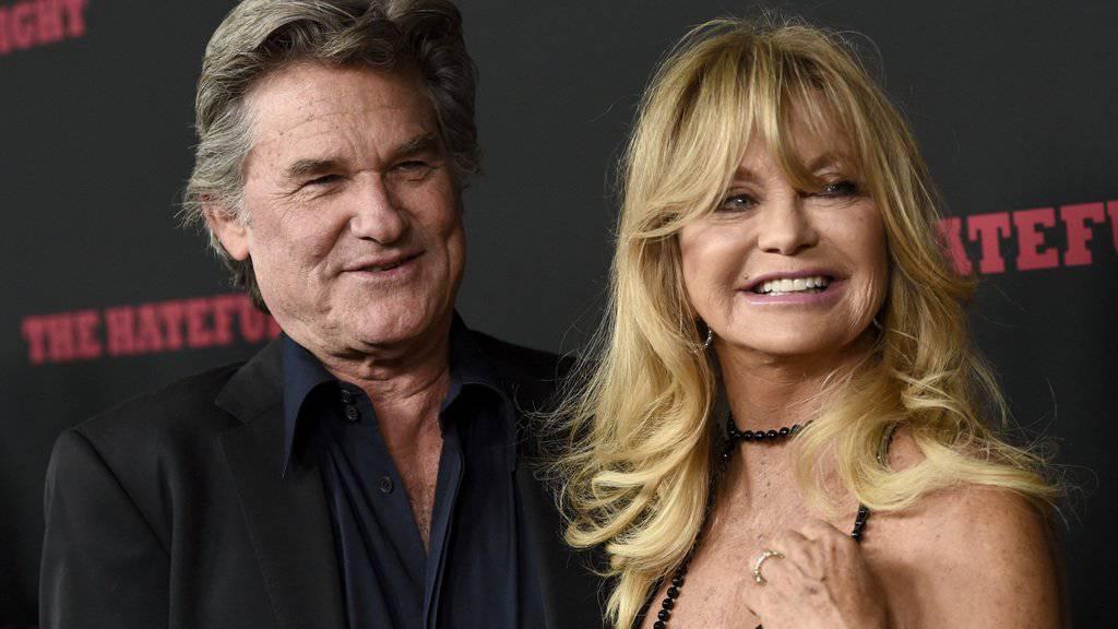 Doch keine Hochzeit bei Goldie Hawn und Kurt Russel