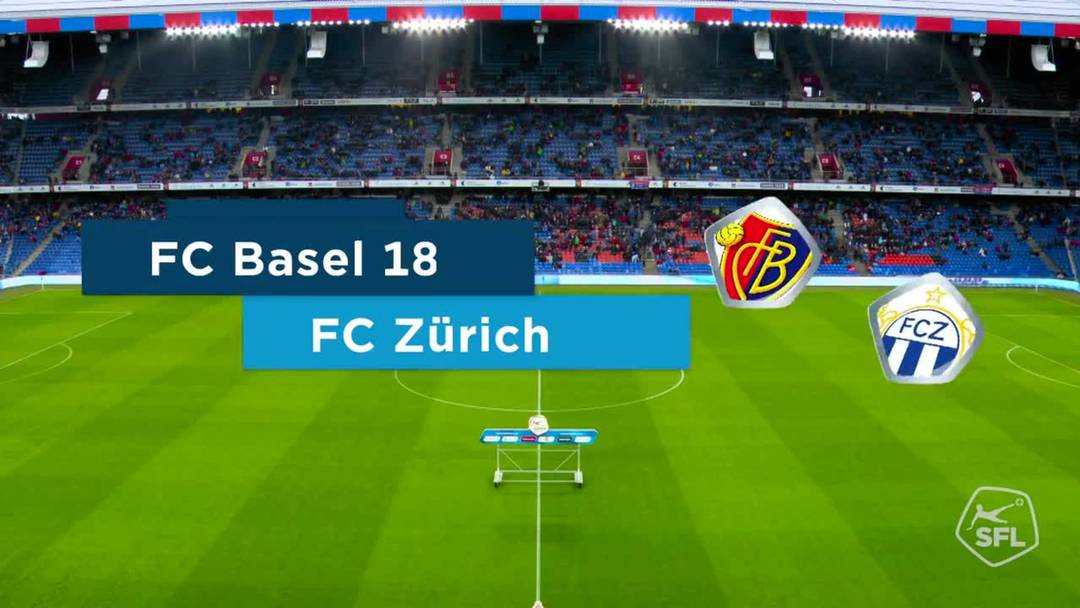 Super League, 2018/19, 32. Runde, FC Basel – FC Zürich: Die Highlights