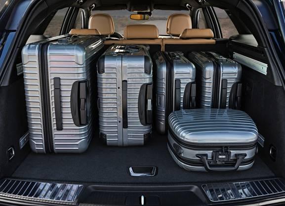 Opel Insignia Country Tourer Gepäckraum