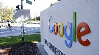 Der Hauptsitz von Google.