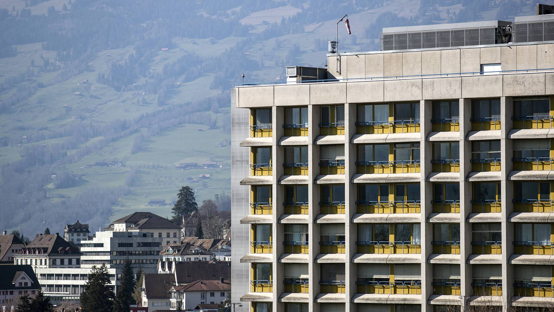 Kantonsspital Schwyz