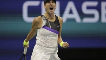 Kämpft um die erstmalige Teilnahme an den WTA Finals: Belinda Bencic