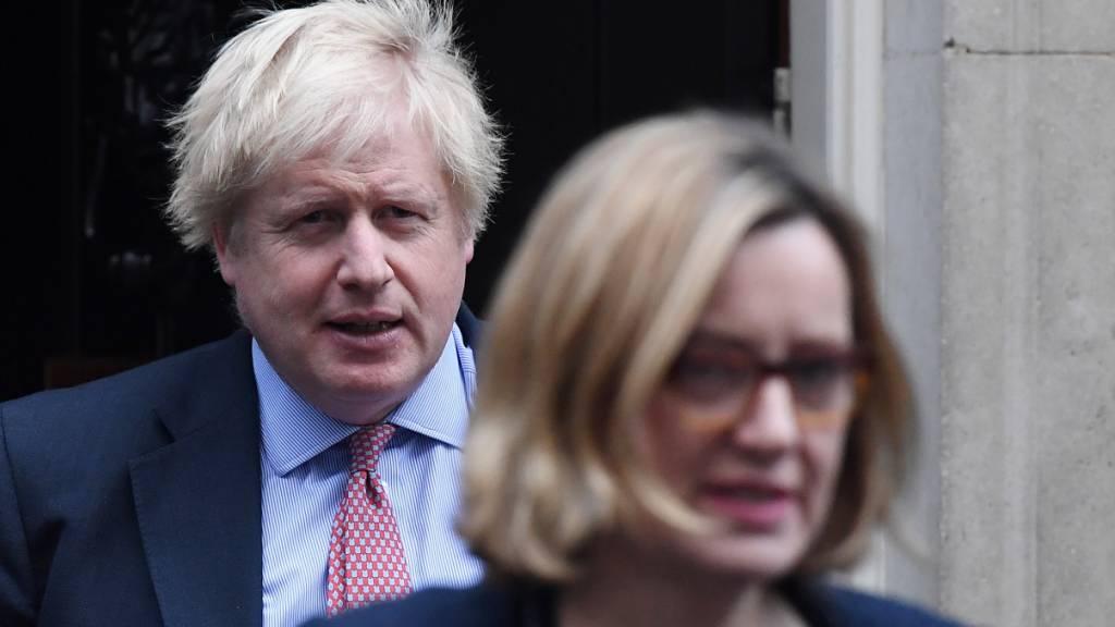Johnson will Neuwahl durchdrücken