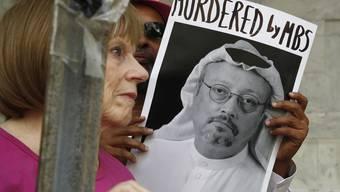 Khashoggi war Anfang Oktober im saudischen Konsulat in Istanbul getötet worden.