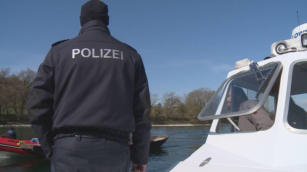 «Wir werden nicht müde» - Die Polizei sorgt für Sicherheit