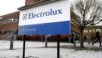 Hauptsitz von Electrolux in Stockholm, Schweden