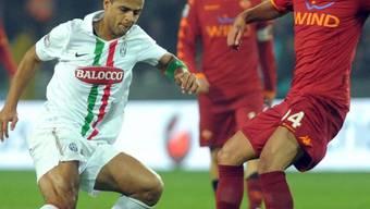 Kein Sieger zwischen Juve und Roma