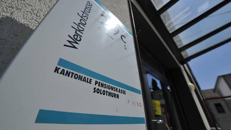Ein Pensionskassengesetz soll unter anderem mithelfen, die Solothurner Pensionskasse wieder auf Vordermann zu bringen