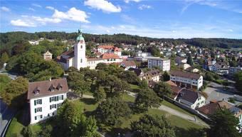 Eine neue Gruppe soll den Erhalt der Stiftskirche in Schönenwerd sichern. Archiv