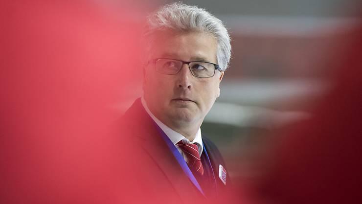 Der Schweizer Roger Bader übernimmt zumindest temporär Österreichs U20-Nationalteam - Headcoach der A-Nationalmannschaft Austrias ist Bader schon.